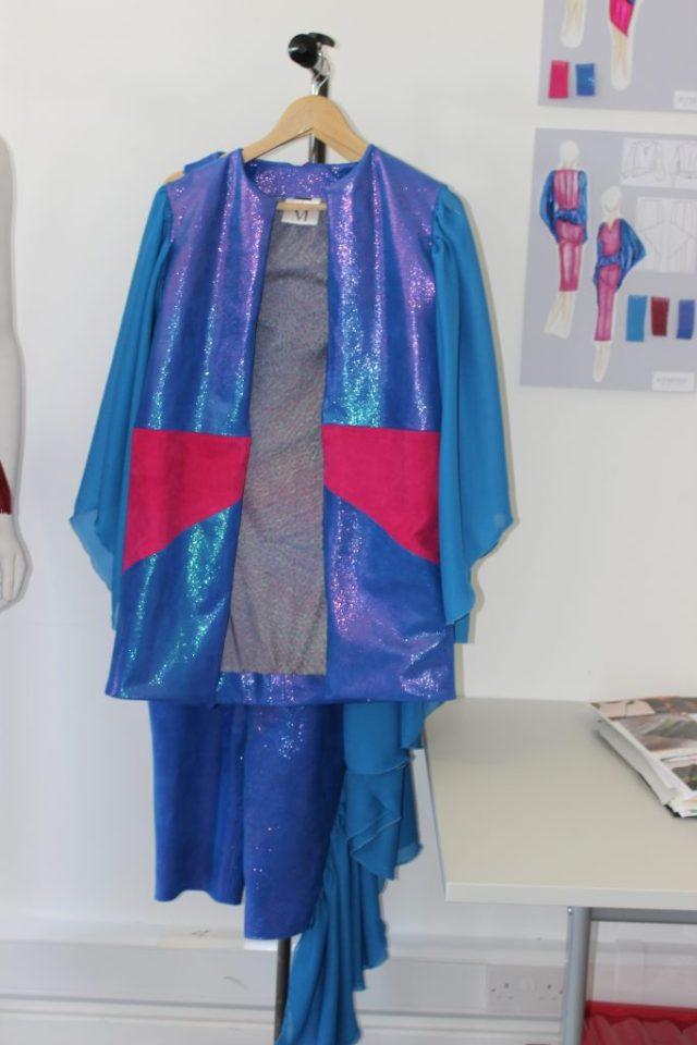 2016 Fashion Graduate Showcase Exhibition Sligo Floralesque Emma Curtis 5