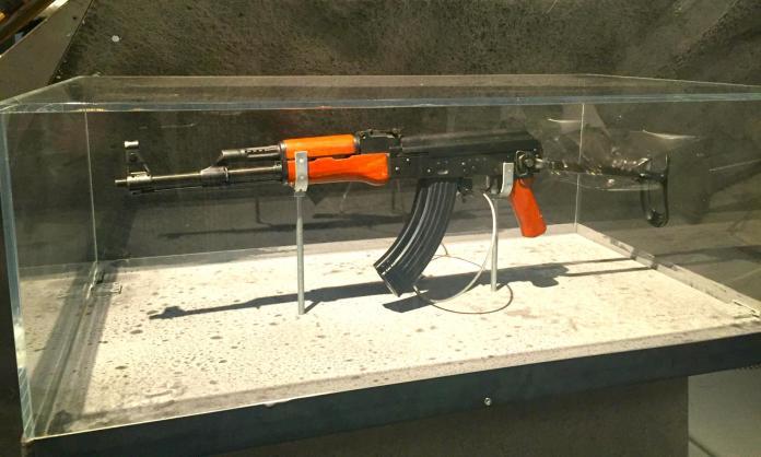 Design and Violence Exhibit Floralesque
