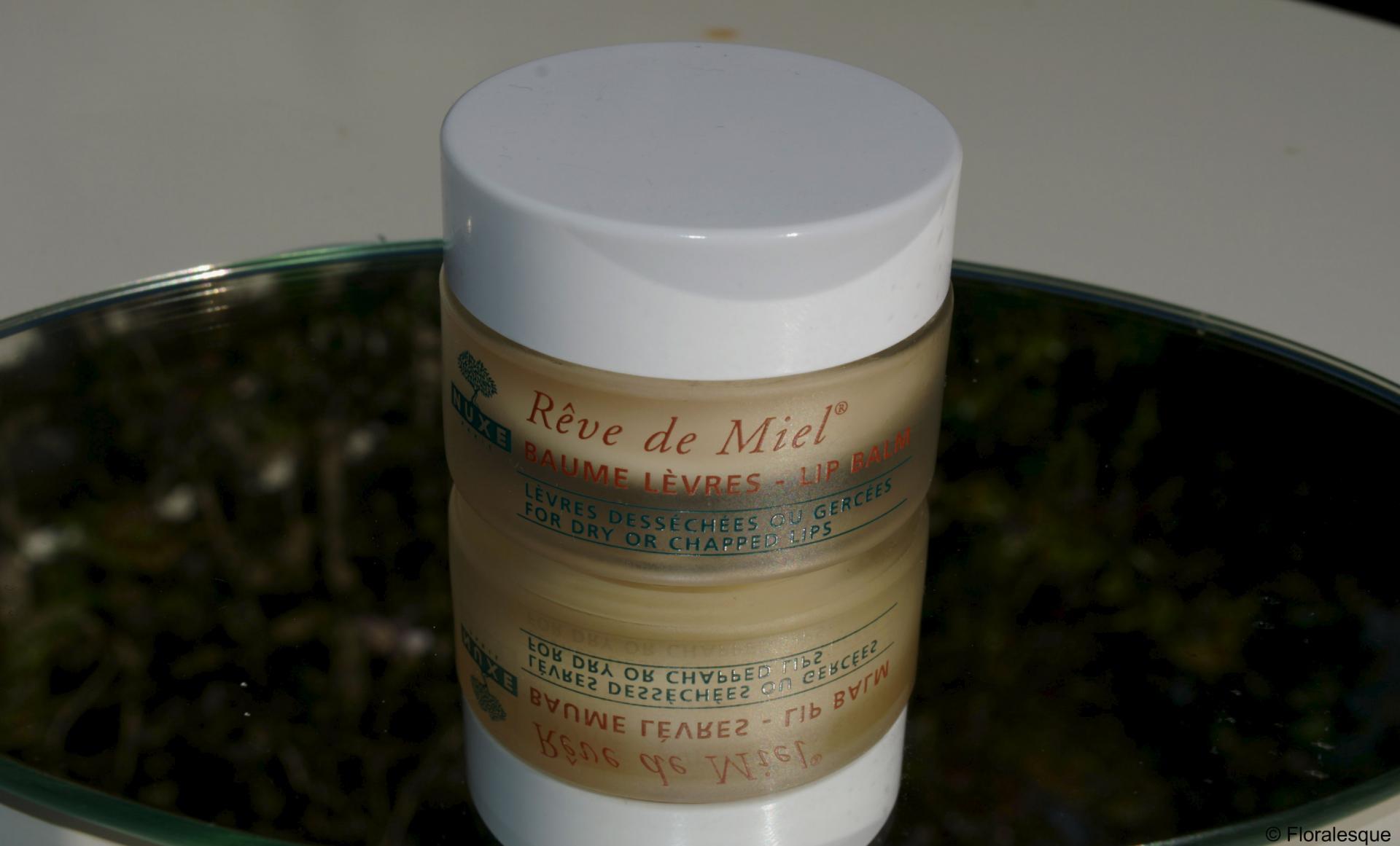 My go to lip balm - Nuxe Reve de Miel Ultra-Nourishing Lip Balm