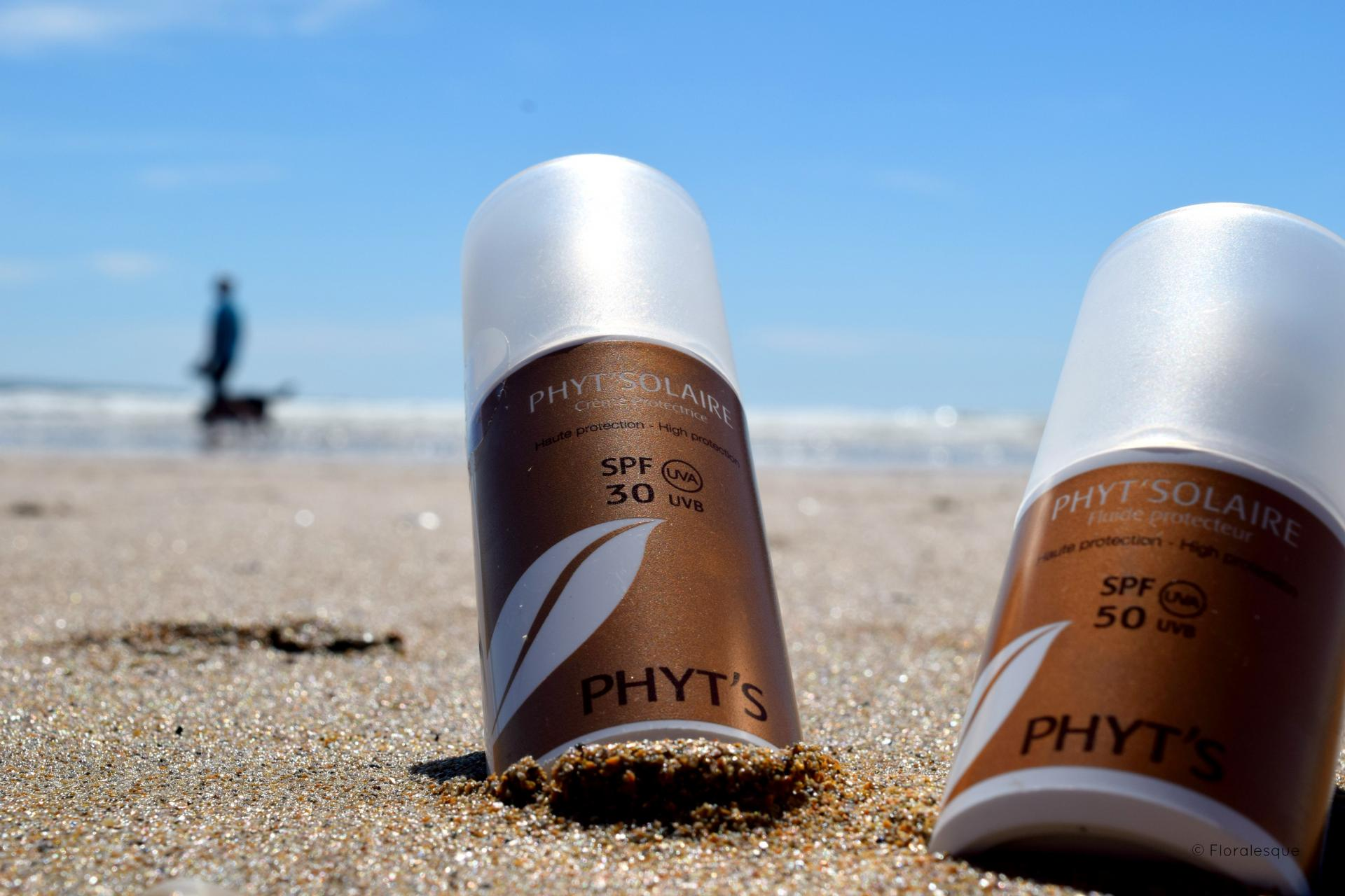 Review - PHYT'S Protective Fluid SPF 50 & SPF 30