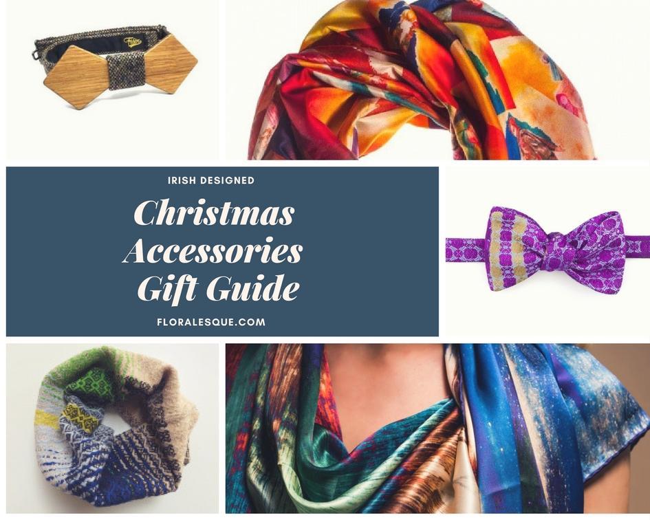 Christmas Gift Guide - Irish Designed Accessories