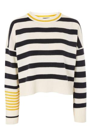Topshop Slouchy Stripe Jumper