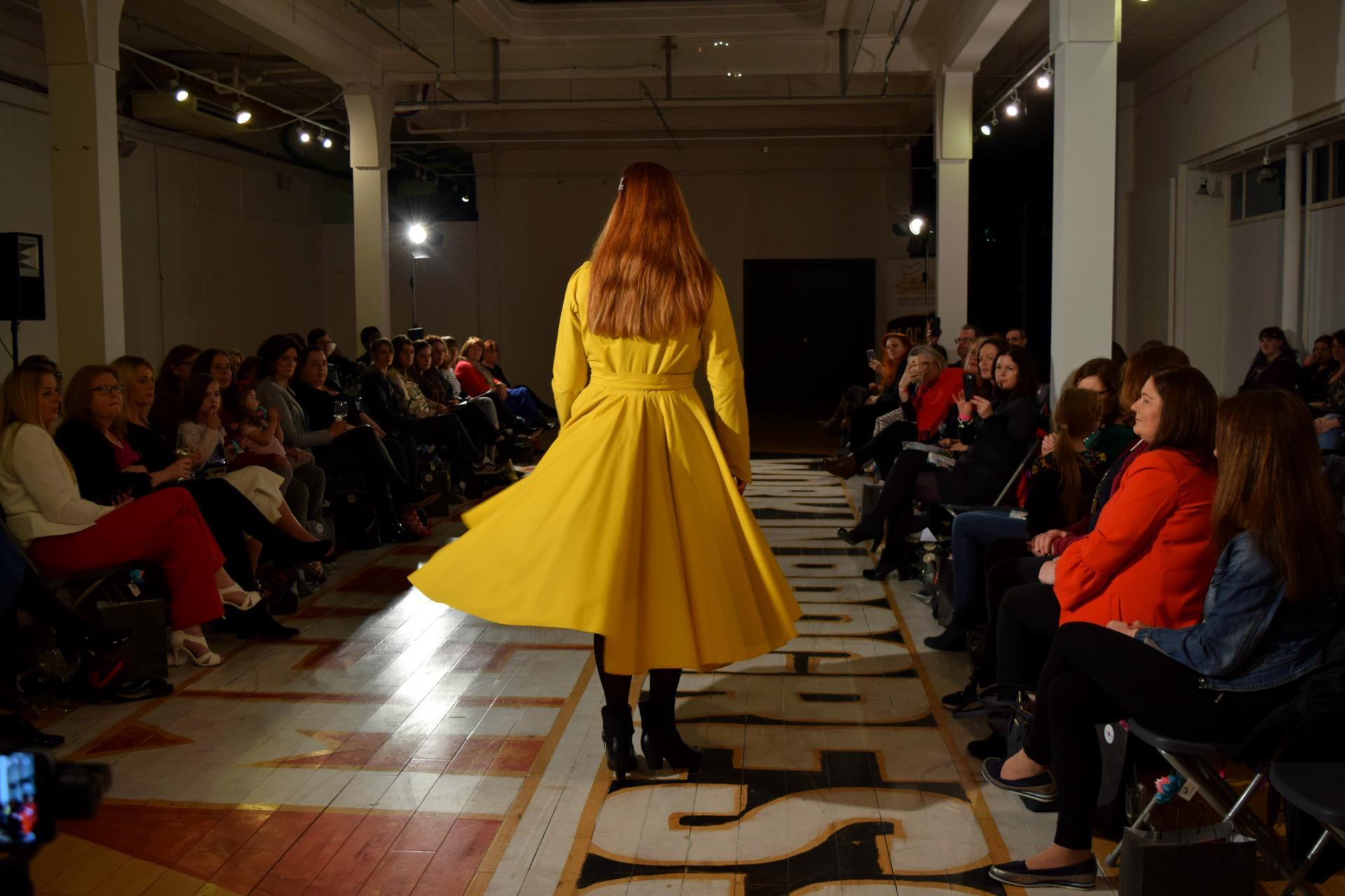 Galway Designer's Network SS18 Fashion Showcase