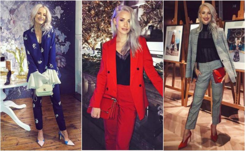 Trend Report: Female Power Suits Are Back