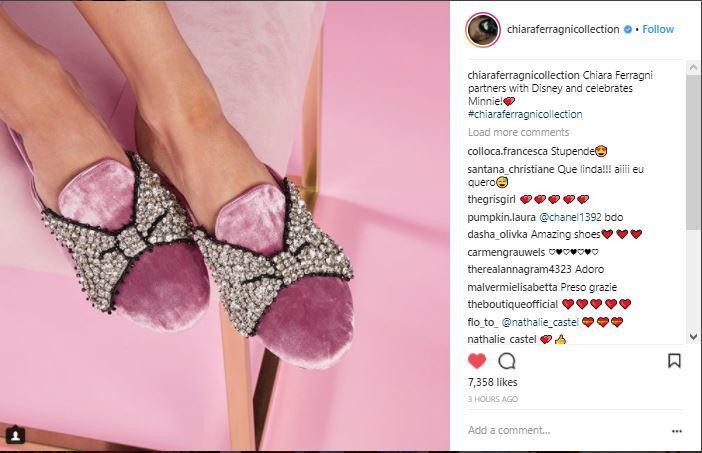 Ultimate Collaboration Chiara Ferragni x ShopDisney
