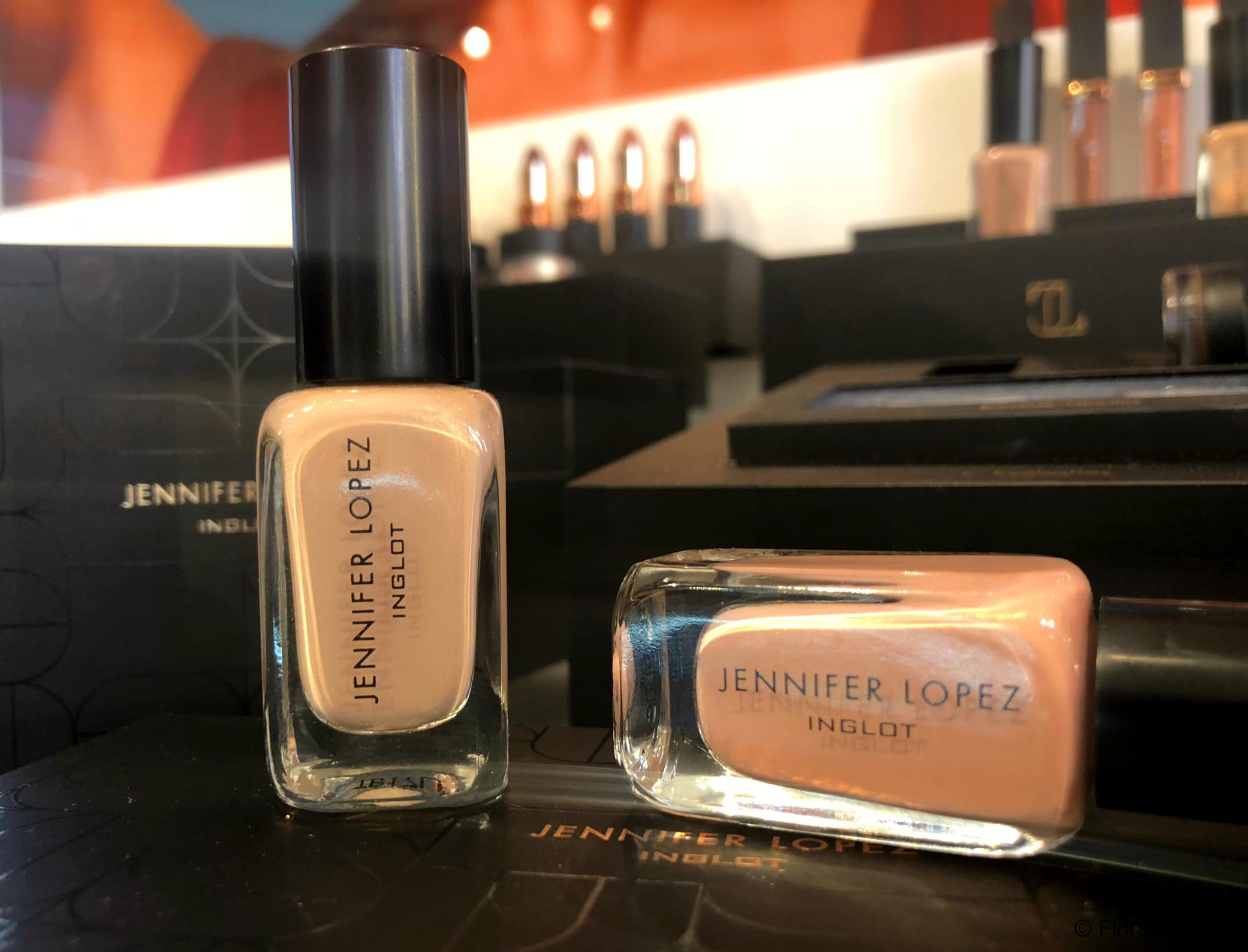 JLO X Inglot Collection - Get that JLO Glow