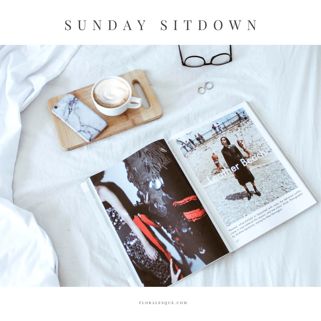Sunday Sitdown: All about Style and Trends