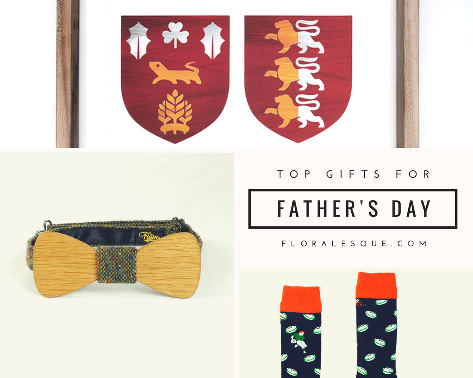 Top Irish Made Father's Day Presents