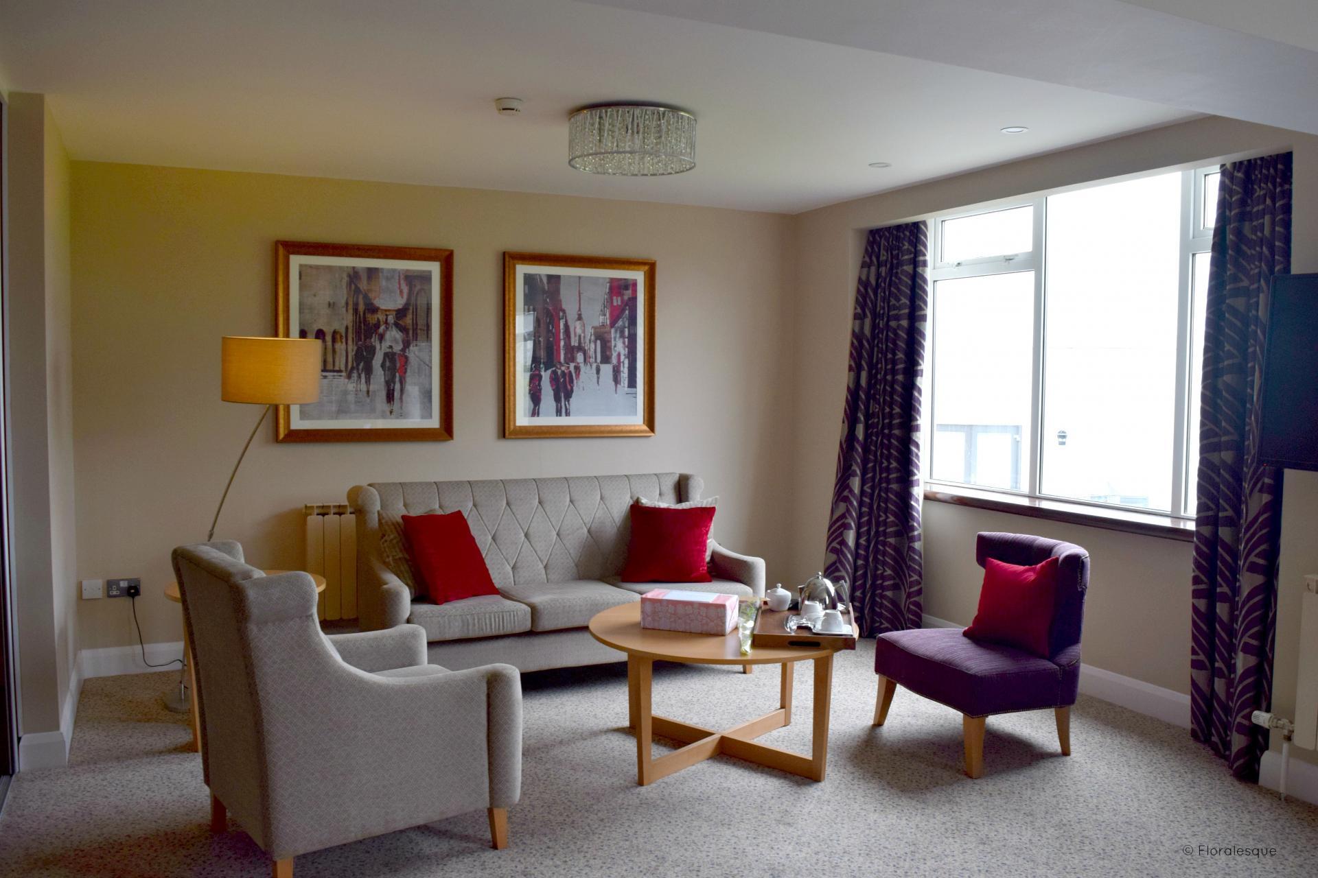An Afternoon in the Sligo Park Hotel