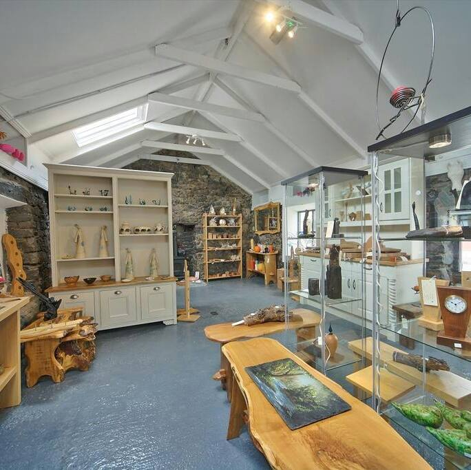 The Forge Craftshop in Wexford Floralesque 2