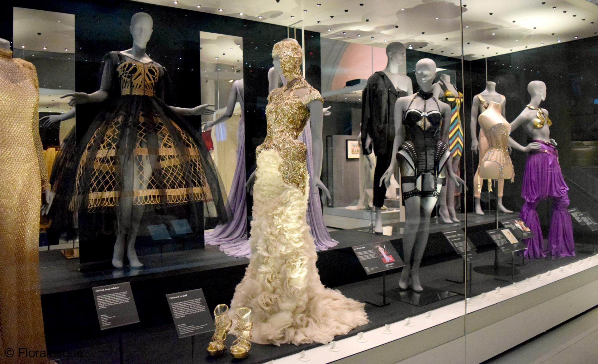 Undressed A Brief History of Underwear Exhibit Review Floralesque 1