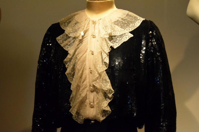 V&A Fashion & Textile Collection, London Floralesque
