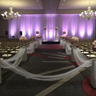 Wedding at the Nines