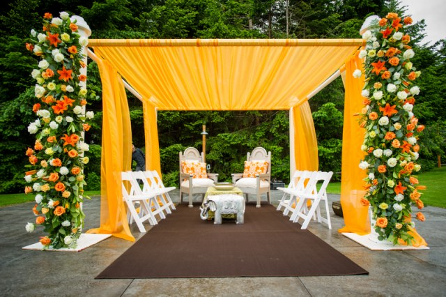Rent Indian Wedding Mandap Portland Oregon