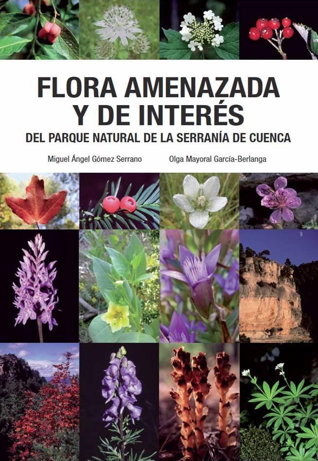 Nuevo libro sobre la flora amenazada de la Serrana de