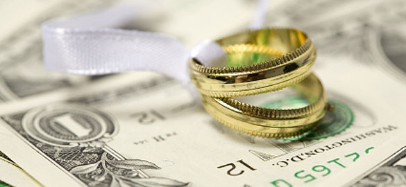 Who pays for what at your wedding?