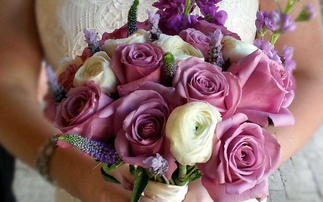 Flor Amor Austin TX wedding bouquet
