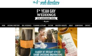fyeah gay weddings cover