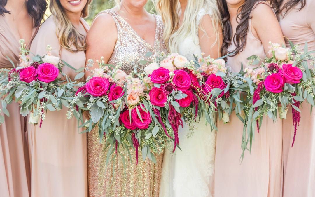 Zola Featured Flor Amor as the Wedding of the Day