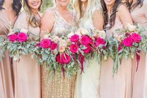 rustic boho wedding featured on zola.com