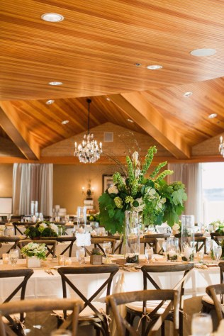 Flora Nova Design Seattle Centerpiece