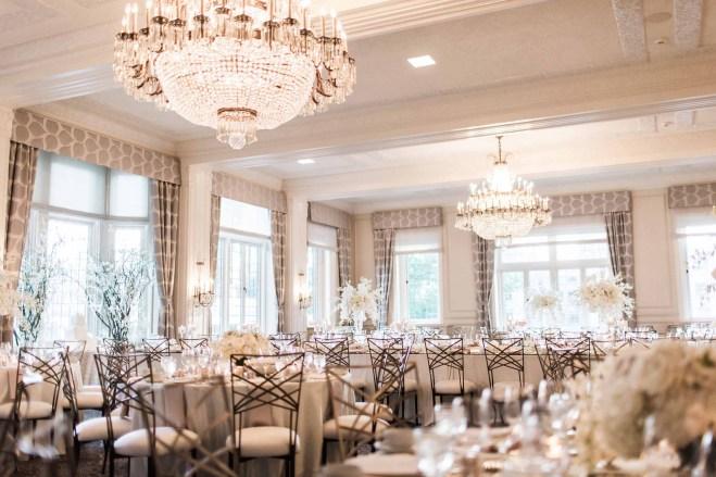 Flora Nova Design Seattle - Orchid Wedding at the Rainier Club. Wedding Reception