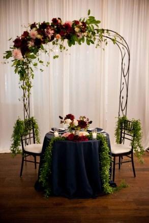 Flora Nova Design Seattle Garden SoDo Park Wedding