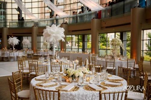 Flora Nova Seattle Benaroya Wedding