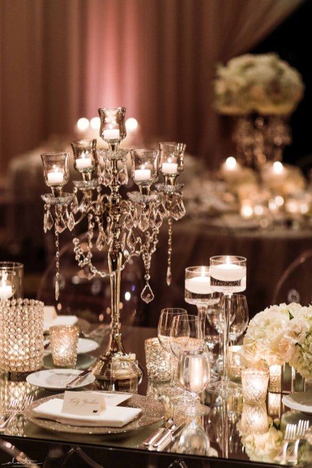 Flora Nova Design Seattle Luxury Winter Wedding