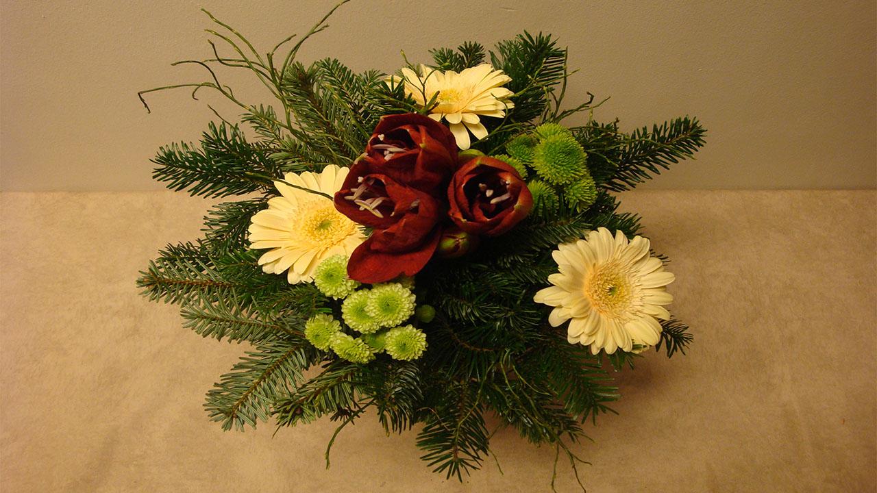 Tischdeko  florashopeu