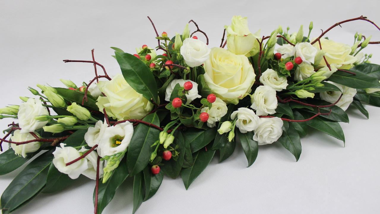 Blumendekorationen Fuer Den Tisch