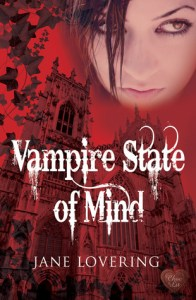 Review: Vampire State of Mind (Otherworlders #1) by Jane Lovering @janelovering