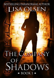 Review: The Company of Shadows (The Company #1) by Lisa Olsen
