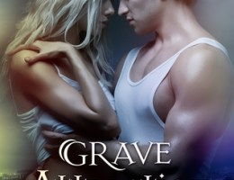 book cover for Grave #4 - Grave Attraction by Lori Sjoberg.