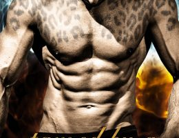 book cover for Eternal Mated book 13 - Tamed by a Tiger by Felicity Heaton