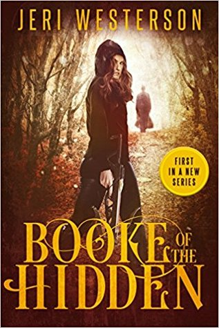 book cover for Booke of the Hidden book 1 - Booke of the Hidden by Jeri Westerson