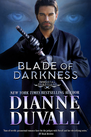 book cover for Immortal Guardians 7 - Blade of Darkness by Dianne Duvall