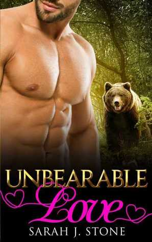 book cover for Shadow Claw 0.5 - Unbearable Love by Sarah J Stone