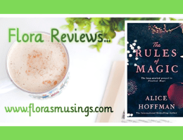 ARC Featured Image - The Rules of Magic by Alice Hoffman