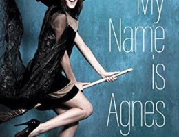 book cover for My Name Is Agnes by Kelly Brookbank