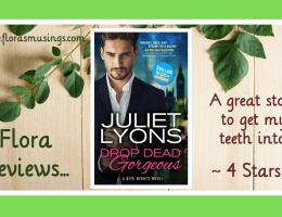 Featured Image - Bite Nights 2 - Drop Dead Gorgeous by Juliet Lyons