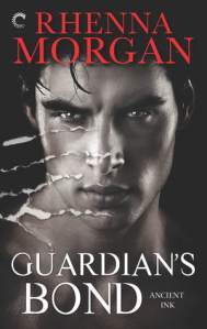 ARC Review: Guardian's Bond (Ancient Ink #1) by Rhenna Morgan @RhennaMorgan