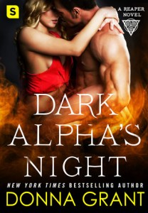 Review: Dark Alpha's Night (Reaper #5) by Donna Grant