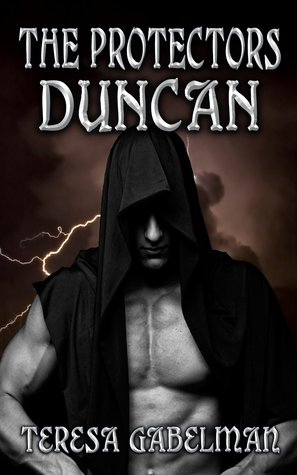 book cover for The Protectors 3 - Duncan by Teresa Gabelman