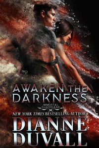 Book Cover for Awaken The Darkness 600x900