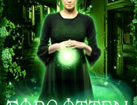 book cover for Rune Witch Mysteries book 3 - Forgotten by Victoria DeLuis