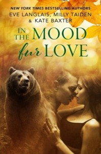 ARC Review: In The Mood Fur Love (Fur #3) by Eve Langlais,  Milly Taiden and Kate Baxter