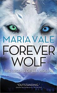 ARC Review: Forever Wolf (The Legend of All Wolves #3) by Maria Vale