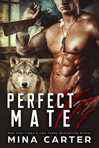 book cover for Project Rebellion 1 - Perfect Mate by Mina Carter