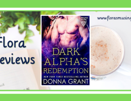 ARC Featured Image - Reaper 8 - Dark Alpha's Redemption by Donna Grant